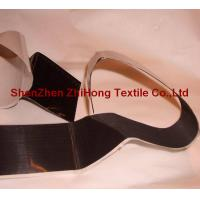 Quality Good quality  adhesive molded injection hook / backing sticky nylon fastener for sale