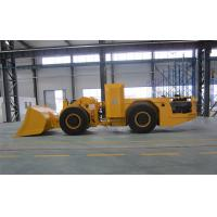 Quality RL-2 Load Haul Dump Machine For Rock Excavation and Tunneling , coal mining equipment for sale