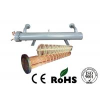Quality Air Conditioning Unit Tube and Shell Heat Exchanger Condensing Pipe for sale