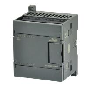 Quality EM231 200 PLC 4 AI 24V DC Analog Module Modular PLC logic controller for sale