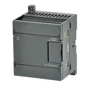 Quality EM231 4 AI 12 bits Direct Logic PLC Controller Compatible Siemens 200 CPU for sale