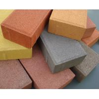 Quality Plaza And Villa Perforated Concrete Pavers Paving Block Bricks For Building Decoration for sale