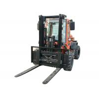 China 3 Ton 3.5 Ton 4WD All Terrain Forklift / Compact Rough Terrain Forklift for sale