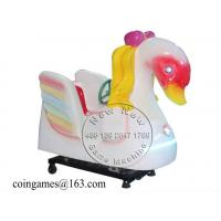 Quality Amusement Park Goose Coin Operated Kiddie Rides for sale