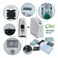 Quality OLV-5 medical use CE ISO 93% 5l high purity oxygen concentrator for sale