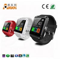 Quality Wholesale smart watch touch screen cheap health care  U8 OEM bluetooth for android and ios for sale