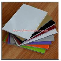 Buy Cheap Price Colour Aluminum Compoiste Panels for Wall Cladding Cover Decorative at wholesale prices