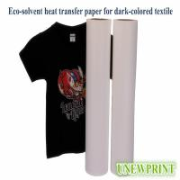 0 61m 30m Dark Color Eco Solvent Heat Transfer Vinyl For