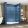 Buy cheap Stainless steel frameless sliding shower glass door shower enclosure from wholesalers
