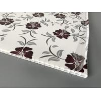 Buy cheap High Intensity PVC Ceiling Boards For Commercial , Pvc Ceiling Panels Square from wholesalers