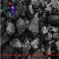Quality Black Binder Hard Pitch Coal Tar Pitch Lumps For Casting S Grade for sale
