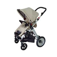 Quality Height-adjustable handle, lower and load storage basket Baby Carriages Strollers for sale