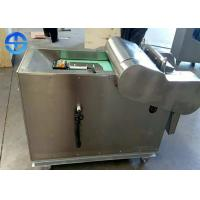 Quality High Speed Electric Crouton Cutting Machine 400-1000kg/H For Salad / Soup for sale