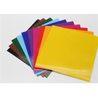 Customized Size Gummed Paper Squares Varied Colour Offset For Decoupage