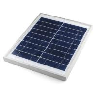 Quality Led Garden Lights Silicon Solar Panels Polycrystalline 185 X 185 X 17mm for sale