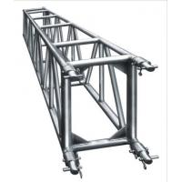 Quality Square Aluminum Spigot Stage Truss with 50mm Diameter Tube for sale