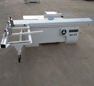 Quality MJ Automatic precision horizontal sliding table panel saw machine 220v for sale