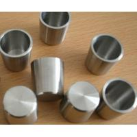 China OEM Supply seamless titanium pipe fitting for industry on sale