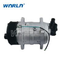 Truck Tm16 Model Car AC Compressor With W8PK Grooves Superior Stability
