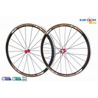 """Quality Road Bike 700c 38mm Aluminum Bicycle Wheels AA6063 T5 Customized Size 12"""" to 22"""" for sale"""