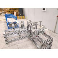 Quality Busbar  machine elbow busbar assembly machine for elbow busduct clinching for sale