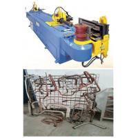 Quality Automobile tube CNC Pipe Bending Machine 11Kw , 0-190 Bending Angle Mingwei Switch for sale