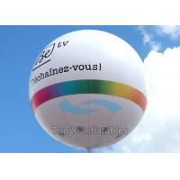 Quality 0.18 PVC Trade Show Balloons , Outdoor Custom Advertising Inflatables for sale
