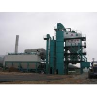 Quality 300T Dead Weight 680KW Asphalt Dry Batching Plant With 50T Butimen Tank for sale