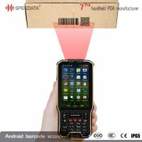 China 4.0 inch FHD LCD Screen 1D / 2D Android Barcode Scanner support Wifi/Bluetooth / 3G on sale