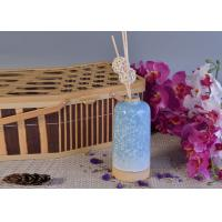 Buy cheap Glazed Aroma Empty Diffuser Bottles And Reeds 580ml Ceramic Candle Holder from wholesalers