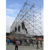 Quality Aluminum Stage Lighting Truss For Trade Show Truss , Corrosion Resistance for sale