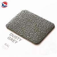 Quality Electrostatic Spray Thermosetting Epoxy Polyester Powder Coating for sale
