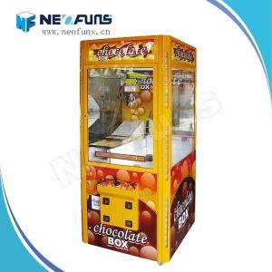 Quality Chocolate Crane Machine NF-P31, Hot Sell Candy Machine Vending,Vending Machine For Sale for sale