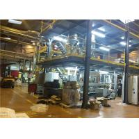 Buy cheap Two Screw Plastic Extrusion Line , Color / Filler Masterbatch Machine from wholesalers