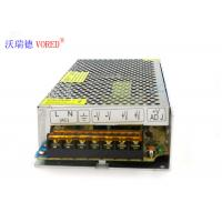 Quality Switch CCTV Power Supply DC 24V  5A  Output Metal Material Compact Size for sale