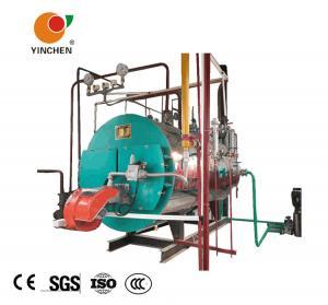 Buy 10 Ton Rubber Industrial Steam Boilers , Diesel Fired Steam Boiler Low Pressure at wholesale prices