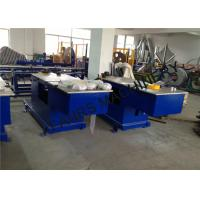 Buy Galvanized Steel Duct Elbow Machine With Thickness 0.4 To 1.5 mm With Hydraulic Control System at wholesale prices