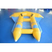 China 2 Persons Towable Inflatable Flying Fish With Durable PVC Tarpaulin on sale
