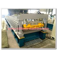 Quality Corrugated Long Span Aluminum Roof Sheets Rolling Machine for 0.4 0.5 0.6 0.7mm Oven Baked Aluminium Coils for sale