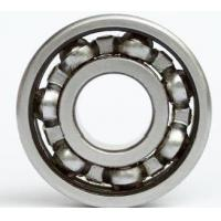 Quality ABEC-5 Seal 2HRS Open Deep Groove Ball Bearings , FAG Deep Groove Ball Bearing for sale