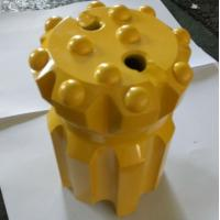 Quality Forging T45 Thread Retractable Drill Bit Thread Button Bit For Rock Drilling for sale