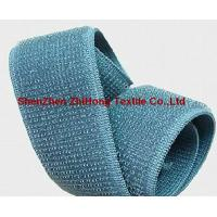 Quality Top quality Knitted un-brushed/un-napped loop elastic fastener band for sale