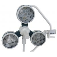 Quality Three Holes 80w Medical Led Light / Ceiling Shadowless Led Surgical Lamp for sale