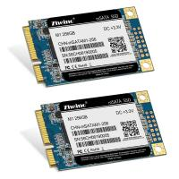 Quality High Speed Msata Internal Solid State Drive , M1 256GB Industrial SSD For Notebook for sale