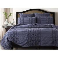 Quality Handmade Solid King Size Down Comforter Soft Comfortable With Logo Customized for sale