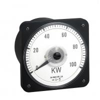Quality Moving Coil Analog Electric Meter, 110*110mm Analogue Panel Ammeter Three Phase for sale