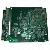 Quality PCB for Industry Equipment, with Small BGA and Hole Plug for sale