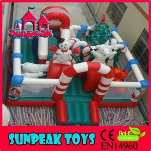 China PG-107 Christmas Games PVC Inflatable Animal Toys on sale