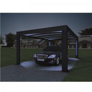 Quality 52X2 , 4 M -Genua Induction Garage Led Auto-Sensing Solar Garage Parking Lot for sale