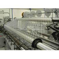 Quality PLC Control Automatic Chain Link Machine , Fencing Wire Making Machine For River Banks for sale